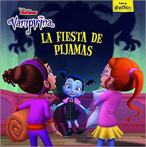 Descargar gratis Vampirina. La Fiesta De Pijamas: Cuento Epub