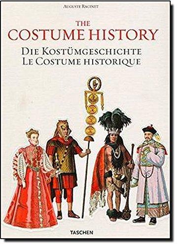 Auguste Racinet Costume History (Auguste Racinet The Costume History (Jumbo) by Francoise Tetart-Vittu (2009-06-25))