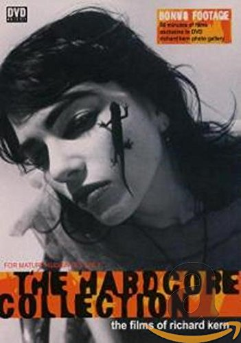 The Hardcore Collection: The Films of Richard Kern Mvd Visual Pop Rock Adult
