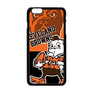 Cleaverland Browns Fahionable And Popular High Quality Back Case Cover For Iphone 6 Plaus