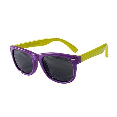 266564c9513f Image Unavailable. Image not available for. Color: Polarized Kids  Sunglasses Boys Girls Baby Infant Sun Glasses 100% UV400 Eyewear Child  Shades 802