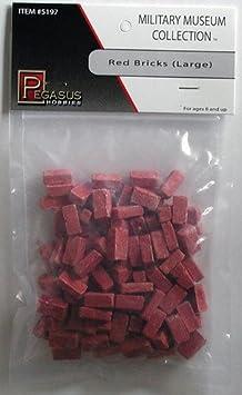 /Grandes ladrillo Piedras 28/mm Pegasus/