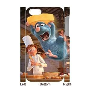 iphone 4 4S 3D Custom Phone Case Cover Ratatouille SAK683210