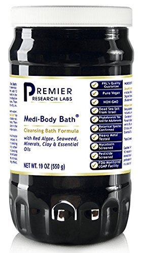 Medi-Body Bath (38 oz / 2 Bottles) by Premier Research Labs ()