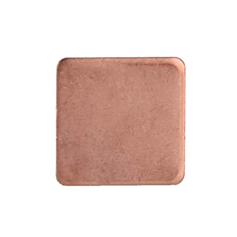 Copper Shim:15*15*1.2mm 10pcs Laptop GPU CPU Heatsink Thermal Pad Copper Pad