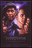 fridge magnet world - The Shawshank Redemption Fridge Magnet Morgan Freeman Movie Poster Canvas Print 2.5 x 3.5