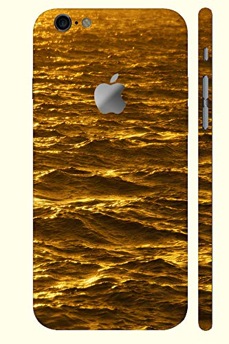 Gold Wallpaper 10 Skin For Apple Iphone 6 Plus Amazonin