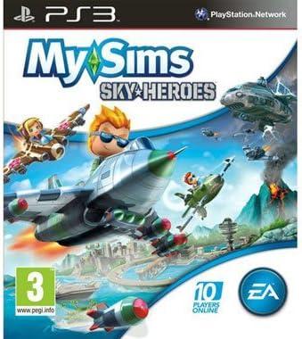 Electronic Arts My Sims - Sky Heroes, PS3 - Juego (PS3, PlayStation 3, Simulación, EC (Niños)): Amazon.es: Videojuegos