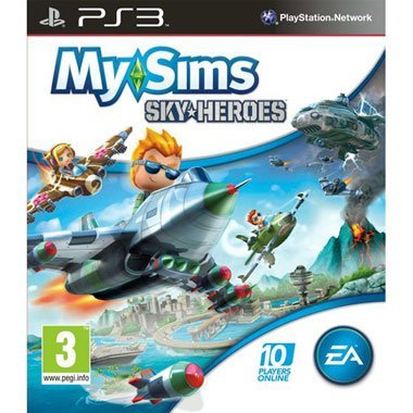 My Sims  : Sky heroes [PS3] | Electronic Arts