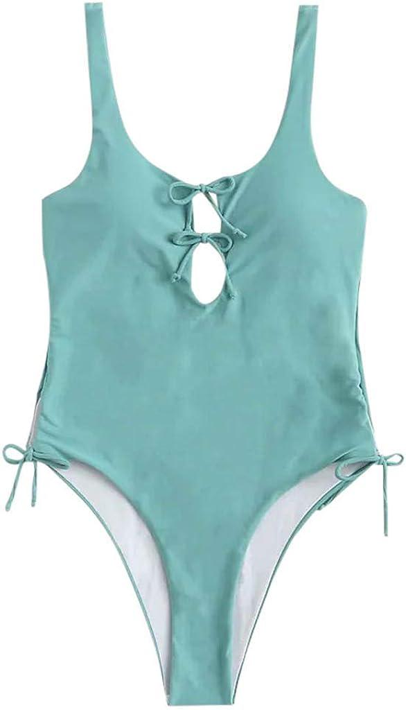 Beikoard Costumi Donna Donne Costume da Bagno Intero Swimwear Stampato Bohemia Stampato da Donna