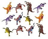 Best Packs Of Crayons Novelties - Set of 12 Monster Pencil Holders - Figurines Review