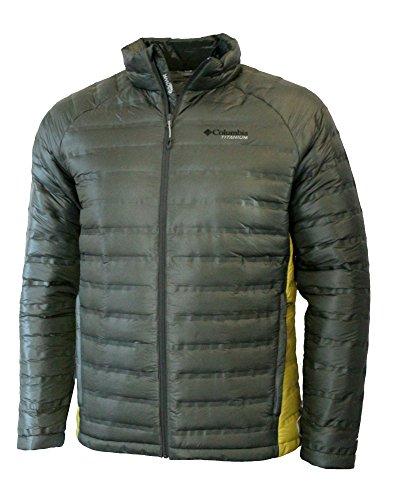 Peppercorn Columbia Titan Gravel Jacket Down Men's Ridge xzYwUnzHq