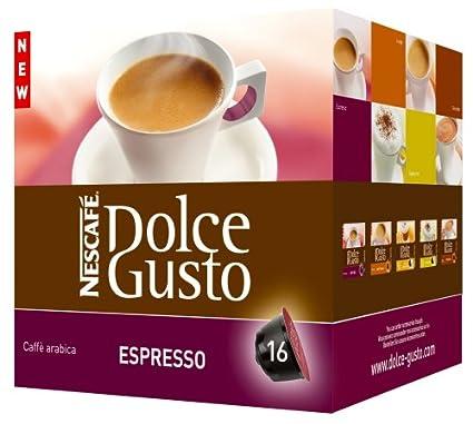 Krups Dolce Gusto KP2000 Máquina de café en cápsulas Negro ...
