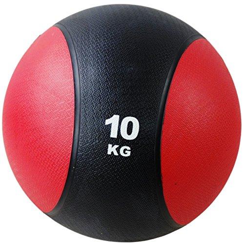 Médecine Ball 10kg pour Bootcamp MMA de fitness Formation