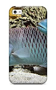 CaseyKBrown Case Cover Protector Specially Made For Iphone 5c Fish