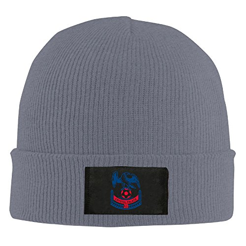 Price comparison product image Amone Crystal Pala Winter Knitting Wool Warm Hat Asphalt