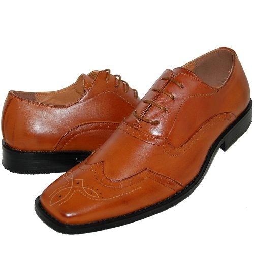 Zapatos Artistas Wingtip Hombres Oxfords
