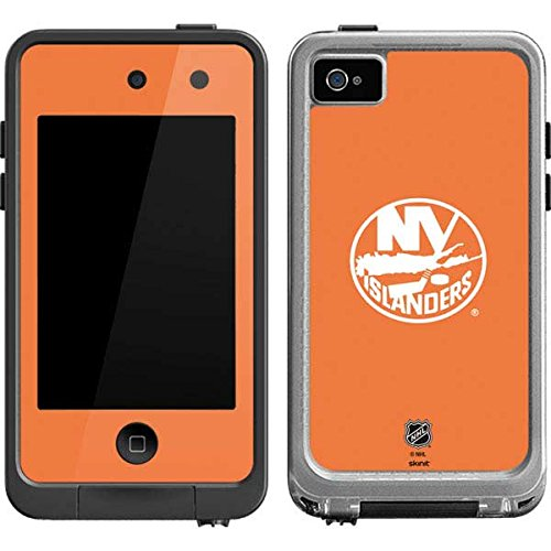 New York Islanders Ipod Skin (NHL New York Islanders LifeProof fre iPod Touch 4th Gen Skin - New York Islanders Color Pop)