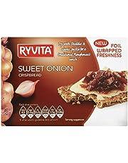 Ryvita Sweet Onion Crispbread (200g)