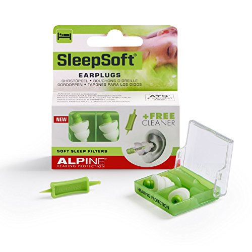Alpine Sleep Soft Earplugs