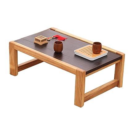 Amazonde Betttisch Bucht Fenster Tisch Tatami Niedriger Tisch