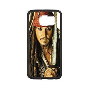 Samsung Galaxy S6 Phone Case Cover Pirates of the Caribbean P8254