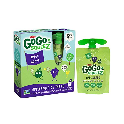 GoGo Applesauce Portable BPA Free Gluten Free product image