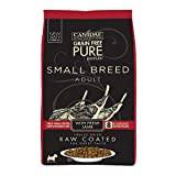 Canidae Pure Petite Raw Coated Lamb Dog Food 4Lb Review