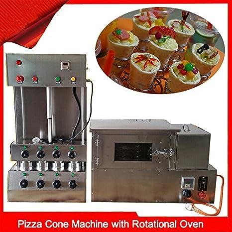 Eléctrico Pizza cono Panificadora Moldeador de Pizza con ...