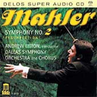 Mahler: Sinfonie Nr. 2 [SACD]