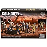 Mega Bloks Call Of Duty Zombies Horde