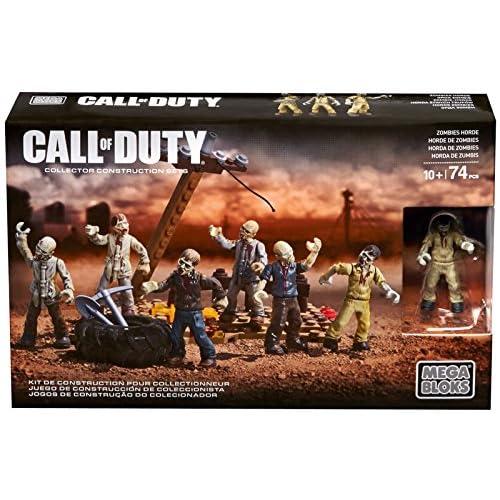 Mega Bloks Call Of Duty Zombies Horde