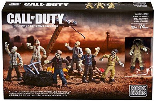 Mega Bloks Call Of Duty Zombies - Call Of Small Blocks Mega Duty