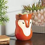 Candle Warmers Etc. Illumination Fragrance Warmer - Fox