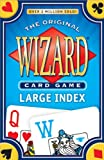 img - for Wizard Card Game Large Index book / textbook / text book