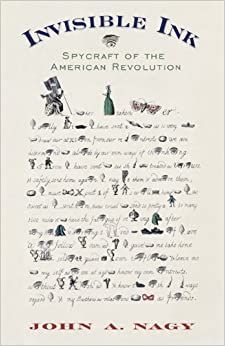 Book Invisible Ink: Spycraft of the American Revolution