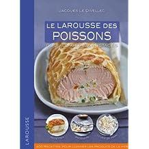LAROUSSE DES POISSONS; COQUILLAGES & CRUSTACÉS