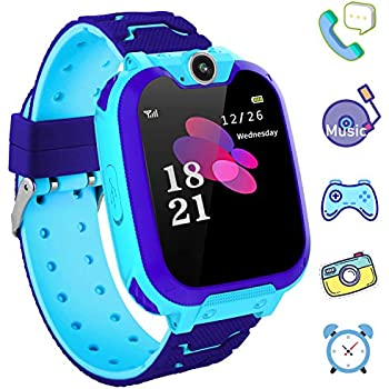 Amazon.com: PalmTalkHome - Reloj inteligente 3G para niños y ...