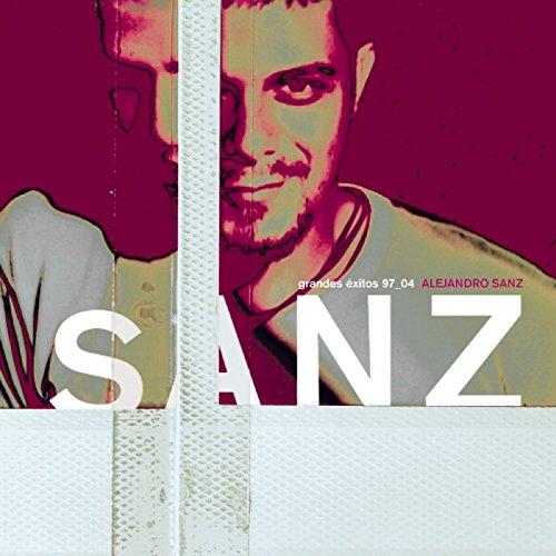 CD : Alejandro Sanz - Grandes Exitos 97-04 (CD)
