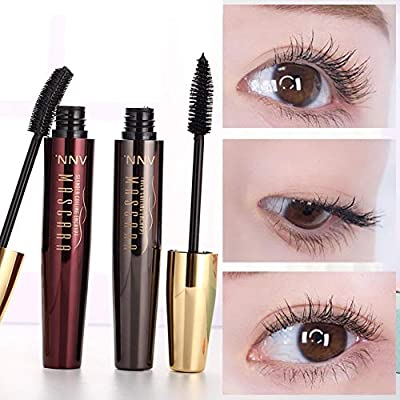 Biback 3D Plentiful Fiber Mascara- Black Curling, Waterproof ...