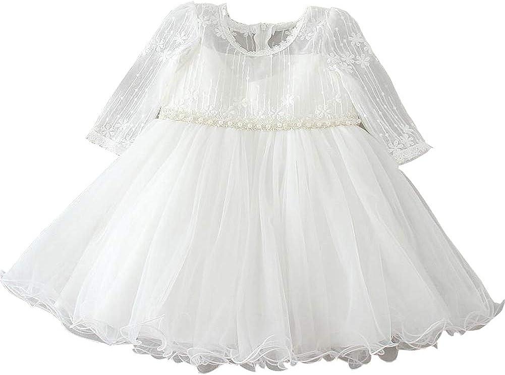EMMA tulle baby dress christening dress for girl lace dress ivory baptism dress tulle baptism dress for baby white christening dress