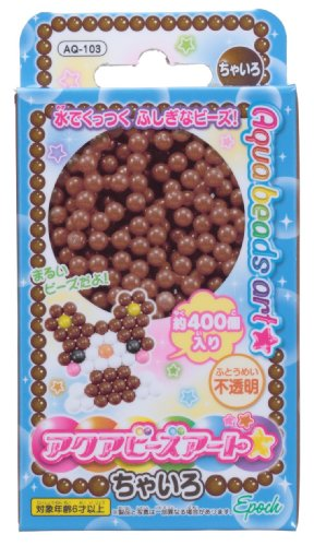 Aqua beads Art Brown (japan import) by Epoch