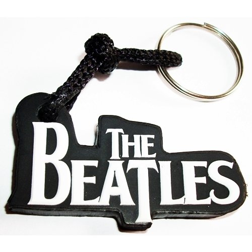 Chaveiro Emborrachado The Beatles