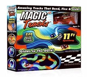 Ontel Products TRACKS-MC12/3 Glowing Magic Tracks