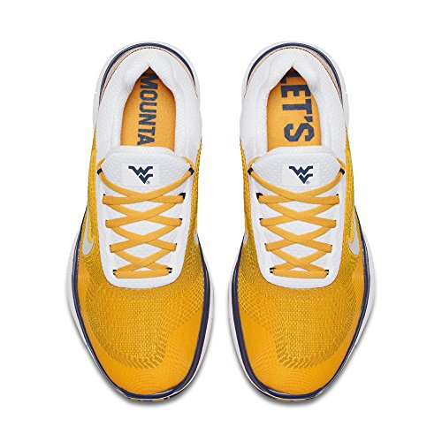 Nike West Virginia Mountaineers Free Trainer V7 Week Zero Collection College Shoes - Size 12.5 M US order online VsZUXE0Mdp