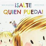 Salte Quien Pueda! (Spanish Edition)