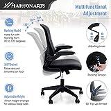 MAISON ARTS Ergonomic Mesh Office Chair Rolling