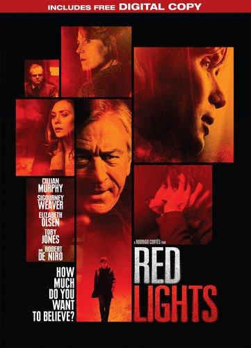 DVD : Red Lights (Digital Copy)