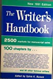 The Writer's Handbook, 1991, Sylvia, ed. Burack, 087116163X