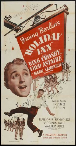 Holiday Inn POSTER Movie (27 x 40 Inches - 69cm x 102cm) (1942) (Style B)